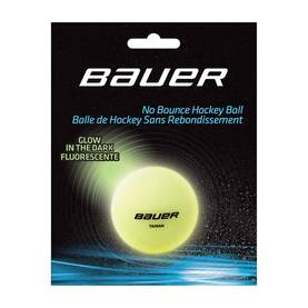 Bauer street hockey pallo glow in the da -  - 680680978020 - 1