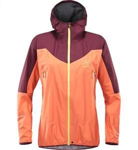 Haglöfs naisten takki Lim Comp koralli - Naisten takit ja puvut -  73188410830 - 1 63b0054b33