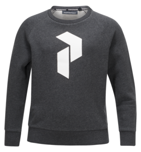 Peak Performance lasten college TZero Crew Neck -  - 57131113011 - 1