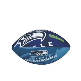 Wilson amerikkalainen jalkapallo NFL JR Team Seattle Seahawks -  - 883813846801 - 1