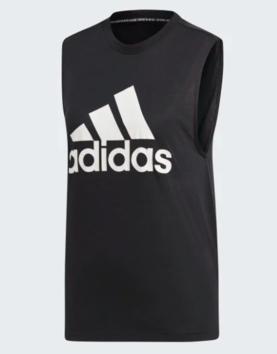 separation shoes 02ced 9e731 Adidas naisten toppi MH Bos Tank musta - Naisten t-paidat ja topit -  40605071531