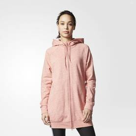 Adidas naisten hupparitakki Cotton Fleece Hoodie -  - 040565669122 - 1