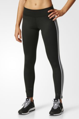 Adidas naisten trikoot D2M 3S Long Tight -  - 040572885702 - 1