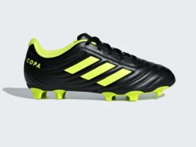 superior quality 6e65e b2735 Adidas jalkapallokengät Copa 19.4 FG JR - Jalkapallokengät - 40605140902 - 1