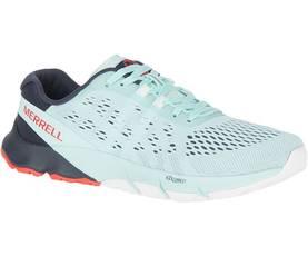 best sneakers 4df28 51ad3 Merrell kengät Barefoot Bare Access 2 Flex E-Mesh turkoosi - Naisten  juoksukengät - 6358413952