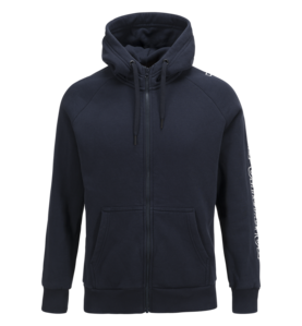 Peak Performance miesten hupparitakki Zipped Sweat Hooded -  - 57131112132 - 1