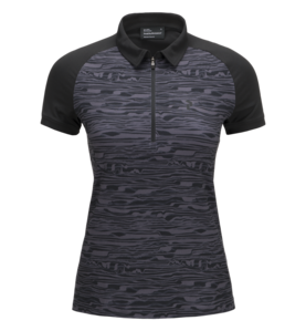 Peak Performance naisten pikee Golf Printed SS Top -  - 57131110343 - 1