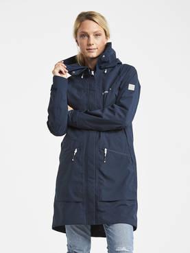 Didriksons naisten parkatakki Ilma navy - Naisten takit ja puvut -  73326277533 - 1 134e0bf783