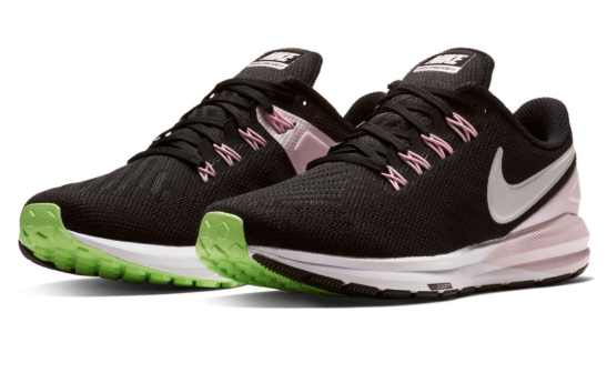 lowest price c3014 24ebb Nike juoksukengät Air Zoom Structure 22 W musta pinkki - Urheilujakone.fi  verkkokauppa