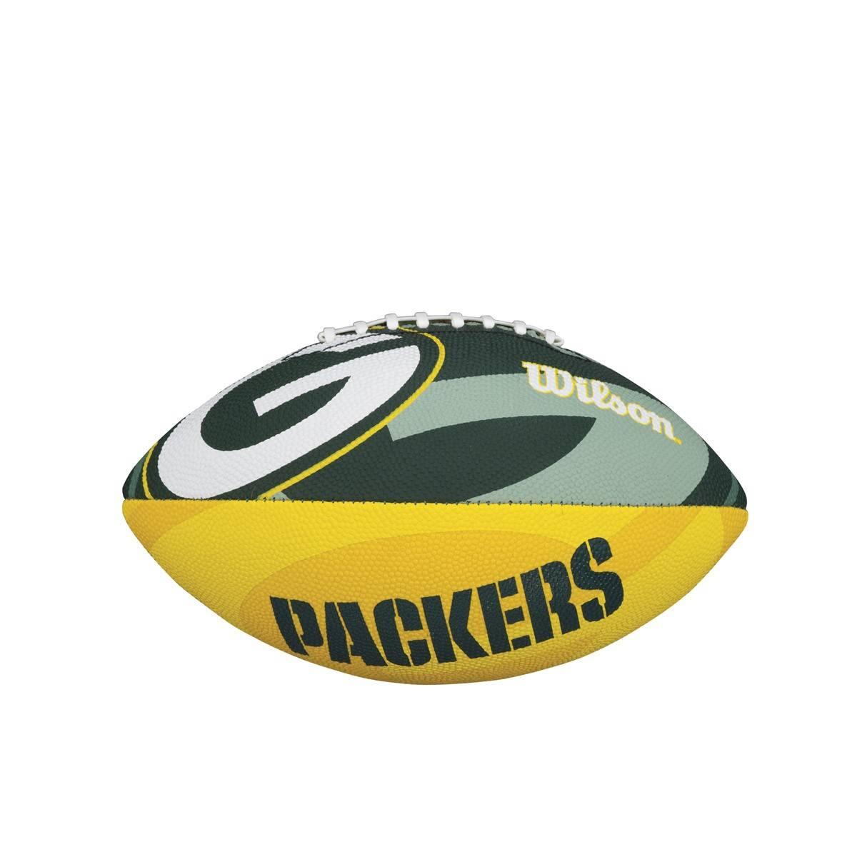 Wilson amerikkalainen jalkapallo NFL JR Team Green Bay Packers - Muu  palloilu - 883813846634 - 1. b0ed4c2318