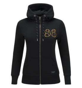 Peak Performance naisten hupparitakki W Zipped Hooded Sweater -  - 57131103054 - 1