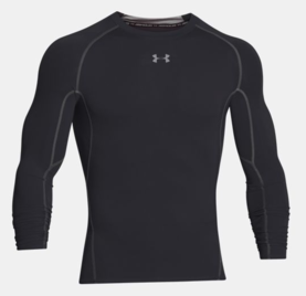 Under Armour miesten treenipaita HG Armour LS Compression -  - 8882848114 - 1