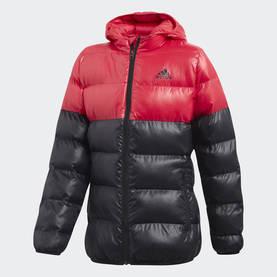Adidas lasten kevytvanutakki YG SD BTS Jacket musta pinkki - Lasten takit  ja puvut - 0460e17940