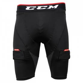 CCM alasuoja-alushortsi Junior Compression jock shorts -  - 73921778795 - 1