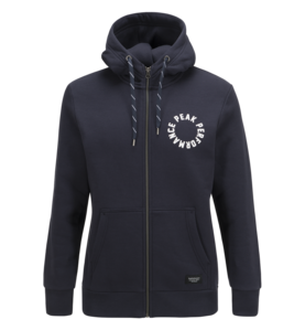 Peak Performance miesten hupparitakki Zipped Hooded Sweater -  - 57131108986 - 1