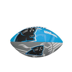 Wilson amerikkalainen jalkapallo NFL JR Team Carolina Panthers -  - 883813846566 - 1