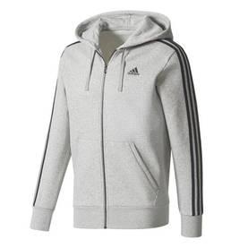 Adidas miesten hupparitakki ESS 3S FZ B harmaa - Miesten takit ja puvut -  40580327626 - 1a5cb69dc5