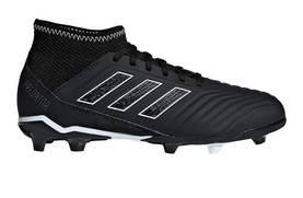 new style ac40e a2b52 Adidas jalkapallokengät Predator 18.3 FG JR musta - Jalkapallokengät -  40598119617 - 1