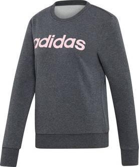 the latest 59467 c19a3 Adidas naisten college E Lin Sweat tummanharmaa - Naisten paidat ja  hupparit - 40605154118 - 1