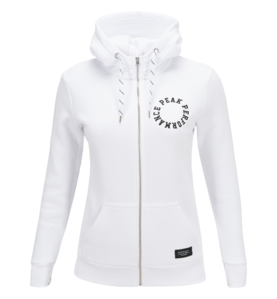 Peak Performance naisten hupparitakki W Zipped Hooded Sweater -  - 57131106968 - 1