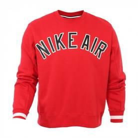 Nike miesten college NSW Air Crew punainen - Miesten paidat ja hupparit -  8832126618 - 1 ecc2f8306c