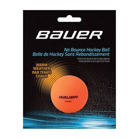 Bauer street hockey pallo warm orange -  - 680680977719 - 1