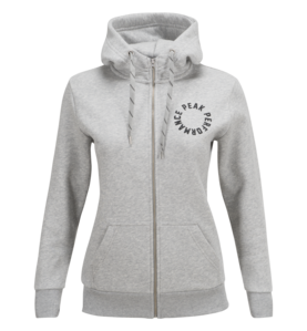 Peak Performance naisten hupparitakki Zipped Hooded Sweater -  - 57131108989 - 1