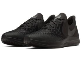 official photos d9a3b bcb4b Nike juoksukengät Air Zoom Winflo 6 musta - Miesten juoksukengät -  1924996799 - 1