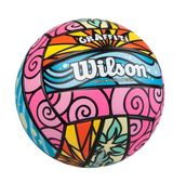 Wilson beachvolleypallo Graffiti - Lentopallo ja beachvolley - 887768454289 - 1